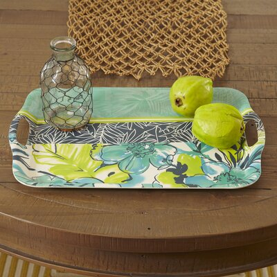Luau Serving Tray