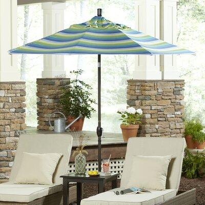 9 Sonora Market Umbrella Color: Jungle