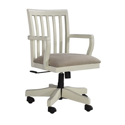 Edgecombe Swivel Bankers Chair