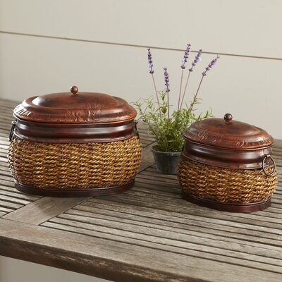 Langdon Lidded Baskets