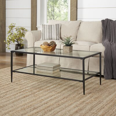 Harlan Double Shelf Coffee Table