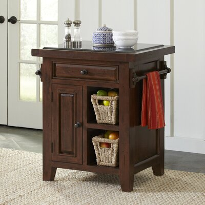 Harris Kitchen Cart Color: Park Avenue