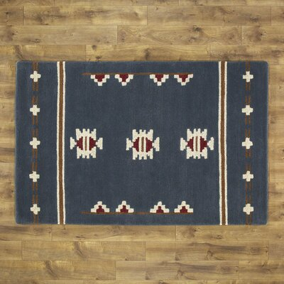 Zachary Blue Rug