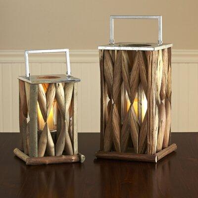 Lapeer Lantern Size: Large
