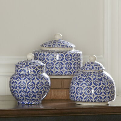 Clermont Ceramic Canisters