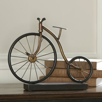 Penny-Farthing Decor