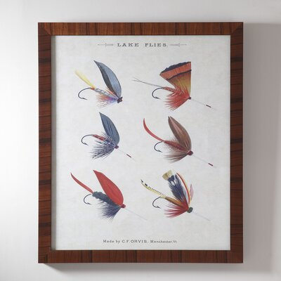 Fly Lure Wall Art