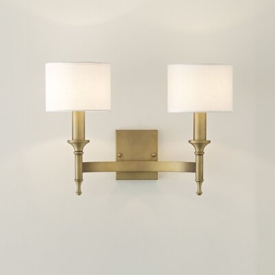 Fillmore 2-Light Wall Sconce