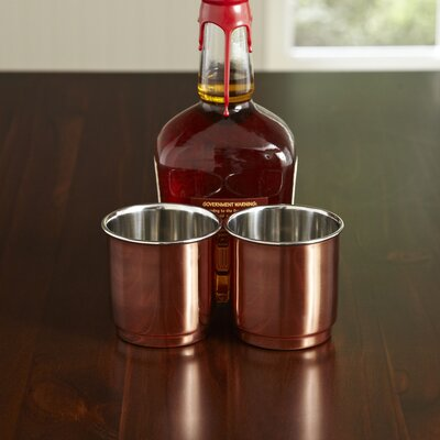 Copper 11 oz. Whiskey Tumblers