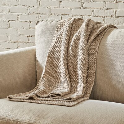 Philippa Throw Color: Khaki