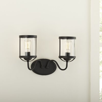 Salisbury 2-Bulb Vanity Light