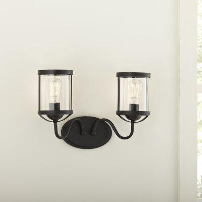 Salisbury 2-Bulb Vanity Light