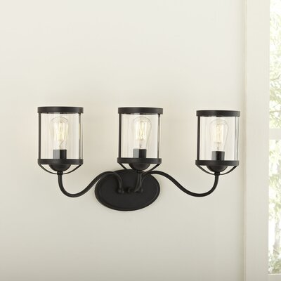 Salisbury 3-Bulb Vanity Light