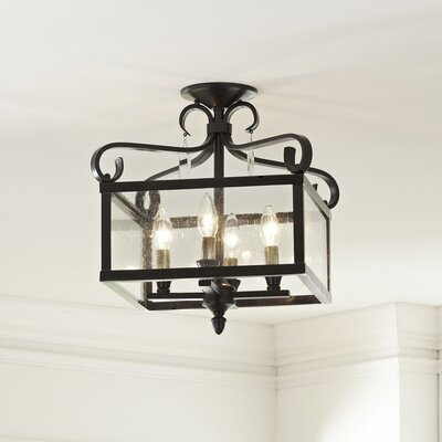 Frankfort Semi Flush Mount
