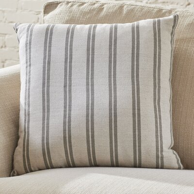 Poitier Striped Pillow Cover
