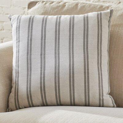 Poitier Striped Pillow Cover