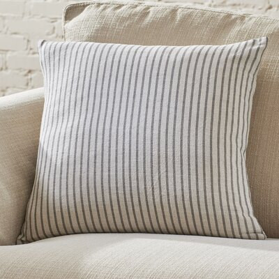 Limoges Striped Pillow Cover