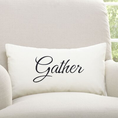 Gather Pillow Cover