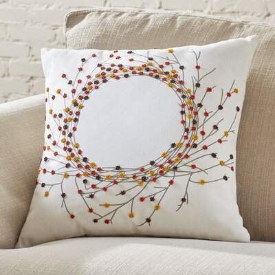 Andrews Beaded Pillow Cover