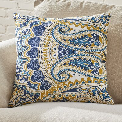 Kemper Paisley Pillow Cover