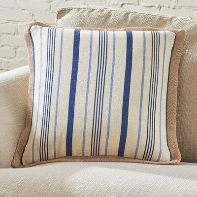 Kilwin Jute Trim Pillow Cover