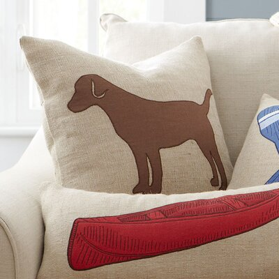 Lakeview Lab I Pillow Cover
