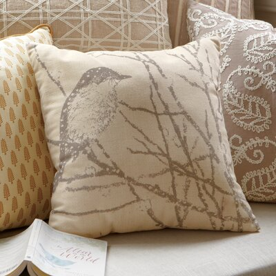Meadow Bird Pillow