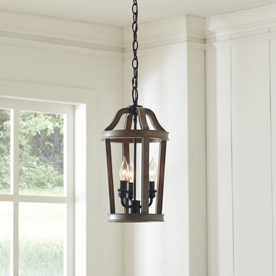 Freeman 3 Lights Foyer Pendant