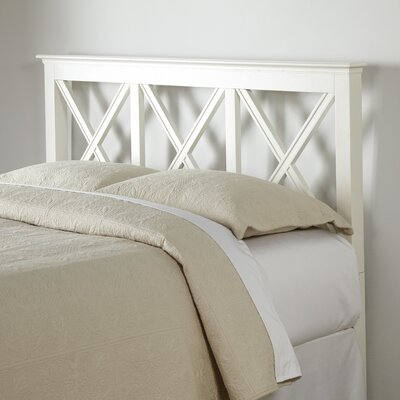 Potter Headboard Size: Queen, Color: French Truffle