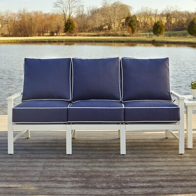Riveria 4-Piece Conversation Set with Sunbrella Sofa