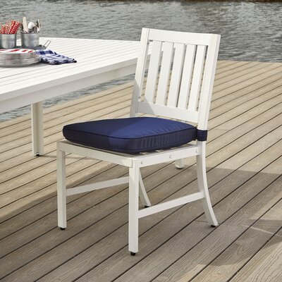 Riveria Side Chair with Cushions