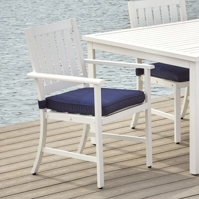 Riveria Arm Chair with Cushions