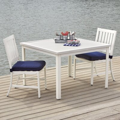 Riveria 5-Piece Dining Set with Cushions