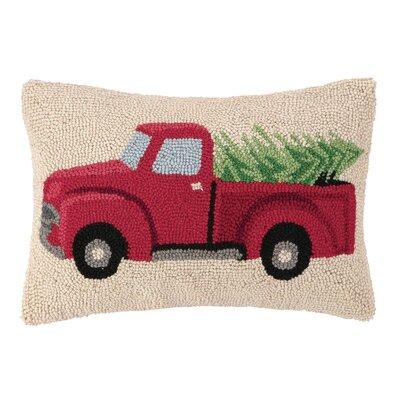 Pickup Truck Pillow