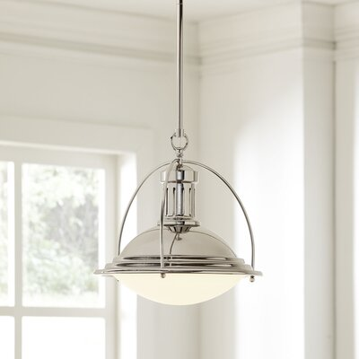 Whitmore Mini Pendant Finish: Polished Nickel