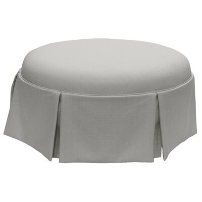 Tobin Cocktail Ottoman Upholstery: Marlow Stone