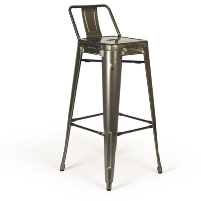Fawcett Stools Finish: Metal