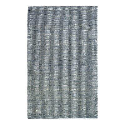 Godfrey Blue Jute Rug Rug Size: 8 x 10