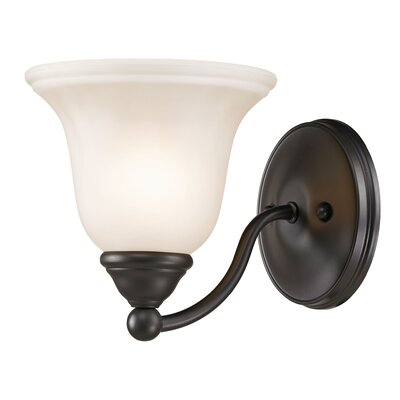 Olney 1-Bulb Vanity Light