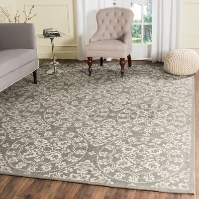 Raymond Hand-Woven Area Rug Rug Size: Rectangle 6 x 9