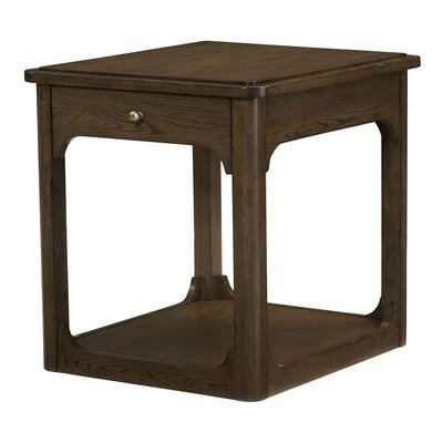 Everard Rectangular Side Table