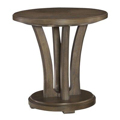 Garrey Round Chairside Table