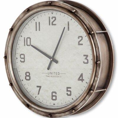 Harrelson Wall Clock