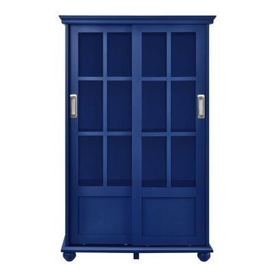 Honeysett 51 Standard Bookcase Finish: Navy