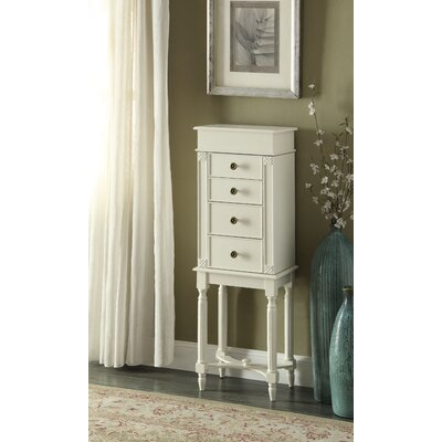 Spinnet Jewelry Armoire