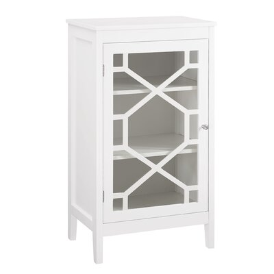 Pickwick Small Cabinet Finish: White