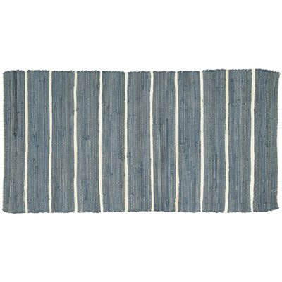 Timothy Blue Area Rug