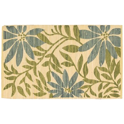 Brantley Green/Blue Area Rug