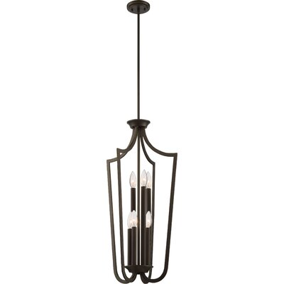 Beckford Pendant Finish: Aged  Bronze