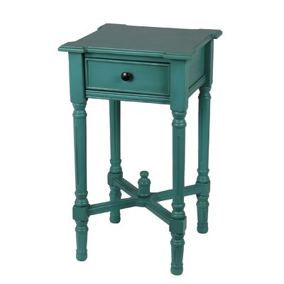 Cricklade Square Side Table